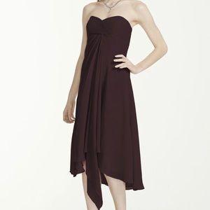 ✨EUC- Brown Formal Dress ✨